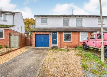 4 bed semi-detached house for sale in Ramsdell Close, Tadley RG26