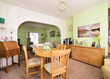 Thumbnail 3 bed semi-detached house for sale in Oakfield Road, East Cowes, Isle Of Wight