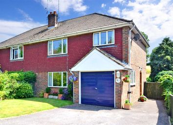 Thumbnail 3 bedroom semi-detached house for sale in The Street, Bolney, Haywards Heath, West Sussex