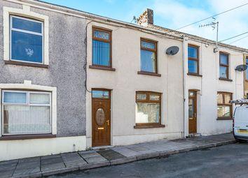 Thumbnail 3 bed terraced house for sale in Cwm-Du Street, Maesteg