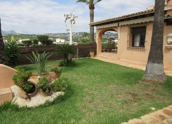 Thumbnail 5 bed villa for sale in Moraira, Moraira, Spain