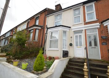 2 bed terraced house for sale in Rectory Road, Ipswich IP2