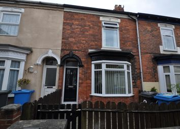 Thumbnail 2 bedroom terraced house for sale in St. Georges Villas, Hull, East Riding Of Yorkshire