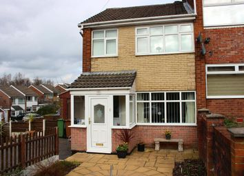 Thumbnail 3 bed semi-detached house for sale in Staley Hall Road, Stalybridge