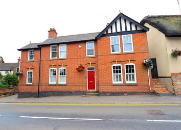 Thumbnail 3 bed detached house for sale in High Street, Desford, Leicester