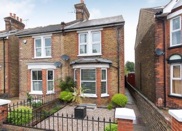 Thumbnail 2 bed semi-detached house for sale in Athelstan Road, Faversham