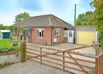 Thumbnail 4 bed detached bungalow for sale in Priestlands, Common Lane, Broad Oak, Sturminster Newton, Dorset