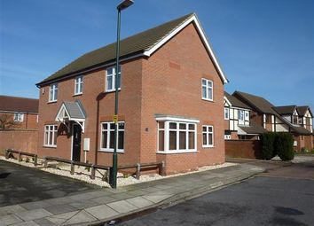 Thumbnail 4 bed detached house for sale in Gloria Way, Aylesby Park, Grimsby