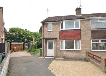 Thumbnail 2 bed semi-detached house to rent in Wolsey Close, Worcester