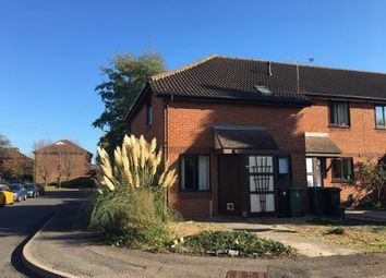 Thumbnail 1 bed end terrace house to rent in Fleet Meadow, Didcot