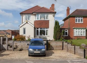 Thumbnail 3 bed detached house for sale in Main Road, Smalley, Ilkeston
