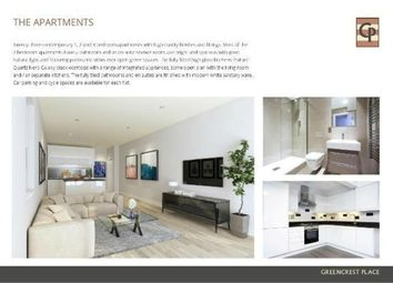 Thumbnail 2 bed flat for sale in Dollis Hill Lane, London