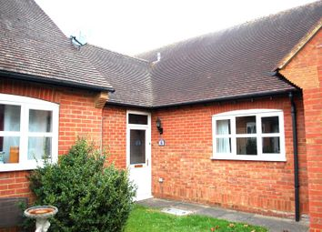 Thumbnail 2 bed flat for sale in 16 Orchard Close, Thame, Oxfordshire