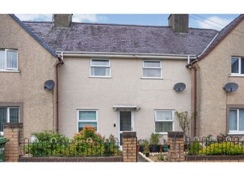 Thumbnail 3 bed terraced house for sale in Dolafon, Caernarfon