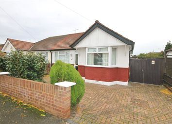 Thumbnail 2 bed semi-detached bungalow for sale in Kingsway, Stanwell, Staines Upon Thames