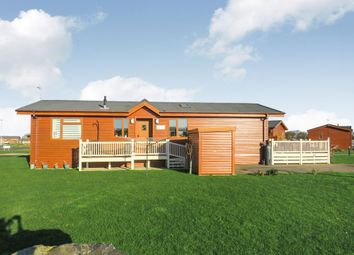 Thumbnail 2 bed lodge for sale in Holme Wood Lane, Armthorpe, Doncaster