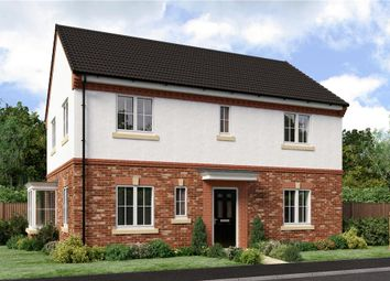 "Thumbnail 4 bed detached house for sale in ""Stevenson"" at Joe Lane, Catterall, Preston"