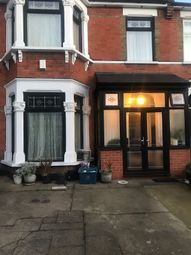 Thumbnail 5 bedroom terraced house to rent in Blythswood Road, Goodmayes, Essex