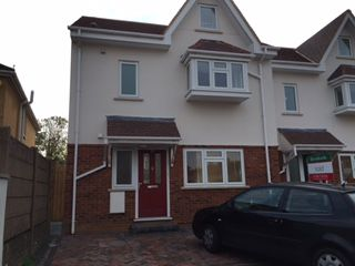 Thumbnail 4 bed end terrace house to rent in Squirrels Heath Lane, Gidea Park