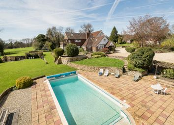 Thumbnail 8 bedroom farmhouse for sale in Nutley, Uckfield