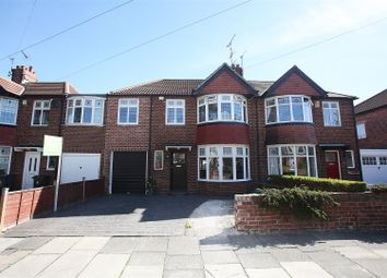 Thumbnail 4 bed semi-detached house for sale in Belmont Avenue, Whitley Bay
