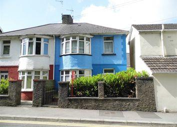Thumbnail 3 bed semi-detached house for sale in 2 Minerva Street, Bridgend, Bridgend, Mid Glamorgan