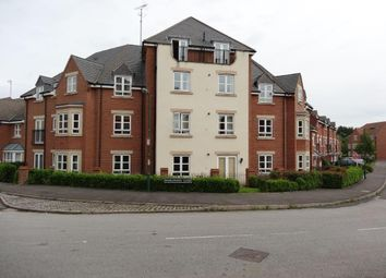 Thumbnail 2 bedroom flat to rent in Middlewood Close, Solihull