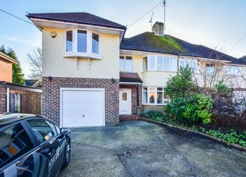 Thumbnail 4 bedroom semi-detached house to rent in Horsham Road, Pease Pottage, Crawley