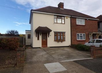 Thumbnail 3 bedroom semi-detached house for sale in Romford, Havering, United Kingdom