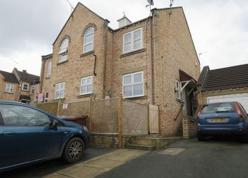 Thumbnail 1 bedroom town house for sale in Old School Mews, Churwell, Leeds