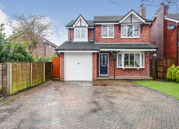 Thumbnail 4 bed detached house for sale in Eaton Drive, Middlewich