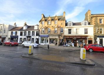 Thumbnail 2 bed flat for sale in 52/1 High Street, Peebles