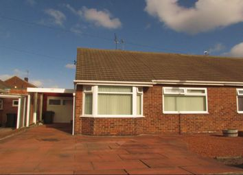 Thumbnail 2 bed bungalow for sale in Canterbury Way, Wideopen, Newcastle Upon Tyne