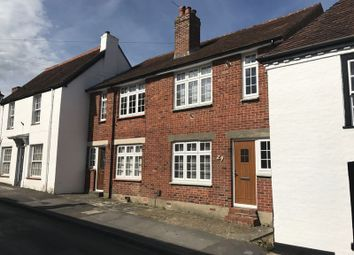 Thumbnail 3 bed terraced house to rent in West Street, Titchfield, Fareham