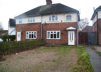 Thumbnail 3 bed semi-detached house for sale in Holly Road, Watnall, Nottingham