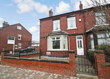Thumbnail 3 bed end terrace house for sale in Railway Terrace, Fitzwilliam, Pontefract