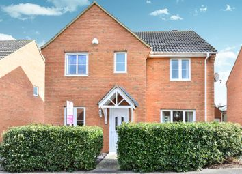 Thumbnail Detached house for sale in Brabant Way, Westbury