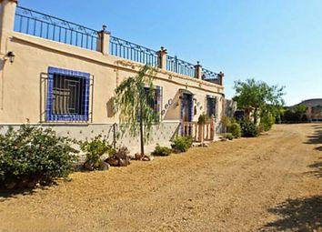 Thumbnail 5 bed villa for sale in Huercal-Overa, Almería, Spain