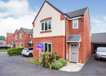 3 bed detached house for sale in Upton Drive, Stretton, Burton-On-Trent DE14