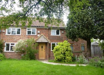 Thumbnail 3 bedroom semi-detached house for sale in Fakenham Road, Morton On The Hill, Norwich