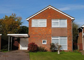 Thumbnail 3 bedroom detached house to rent in Rosetree Close, Prestwood, Great Missenden