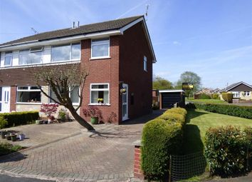 Thumbnail 3 bed semi-detached house to rent in Tabley Close, Sandbach