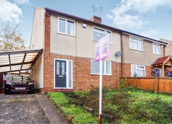 Thumbnail 3 bed semi-detached house for sale in Westbourne Road, Downend