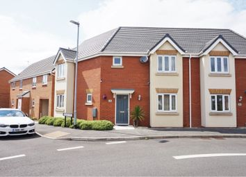 Thumbnail 3 bed semi-detached house for sale in Darwin Drive, Stoke-On-Trent