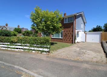 Thumbnail 3 bed semi-detached house for sale in Thatcher Road, Staplehurst, Tonbridge