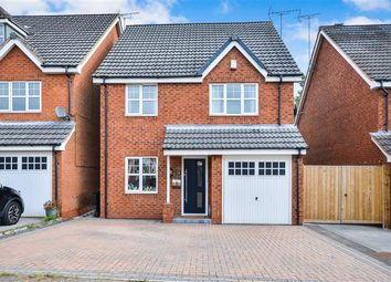 Thumbnail 3 bedroom detached house for sale in Broadlands Close, Sutton-In-Ashfield, Nottinghamshire