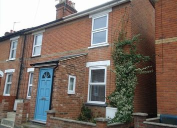 Thumbnail 2 bed end terrace house to rent in Granville Road, Colchester, Essex