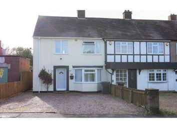 Thumbnail 3 bed end terrace house for sale in Brierley Hill Road, Stourbridge