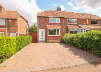 Thumbnail 2 bed semi-detached house for sale in Raylees Gardens, Dunston, Gateshead