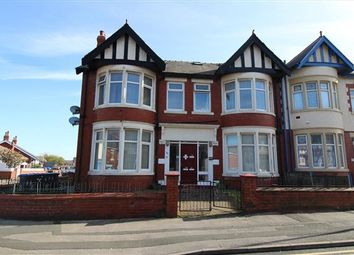 Thumbnail 2 bed flat to rent in 99-101 Warley Road, Blackpool